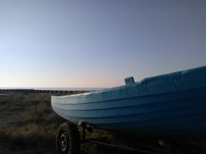 blue boat 2017